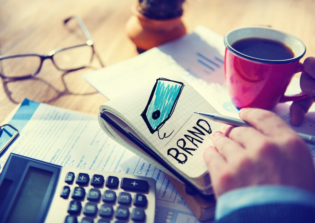 Businessman Brand Single Word Concepts